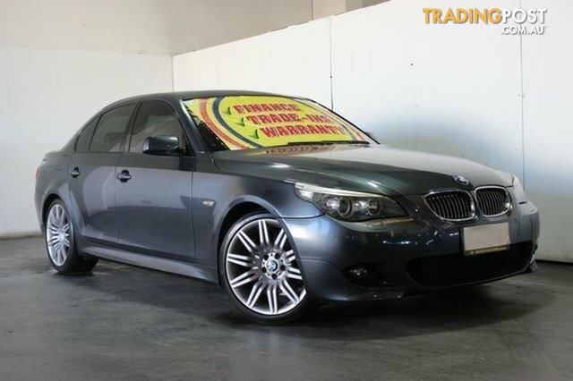 BMW I Sport E MY Sedan For Sale In Underwood QLD - 2008 bmw 525i