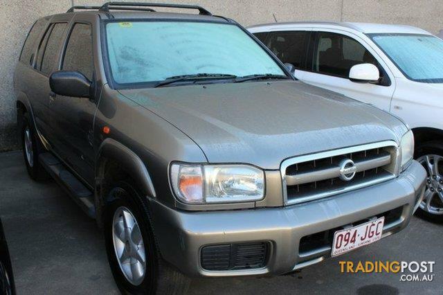 2004 Nissan Pathfinder ST WX II MY2003 Wagon