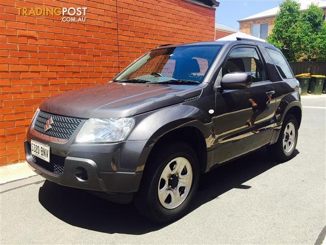 2010 SUZUKI GRAND VITARA (4x4) JT MY08 UPGRADE 2D WAGON