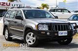 2006 JEEP GRAND CHEROKEE LIMITED (4x4) WH 4D WAGON