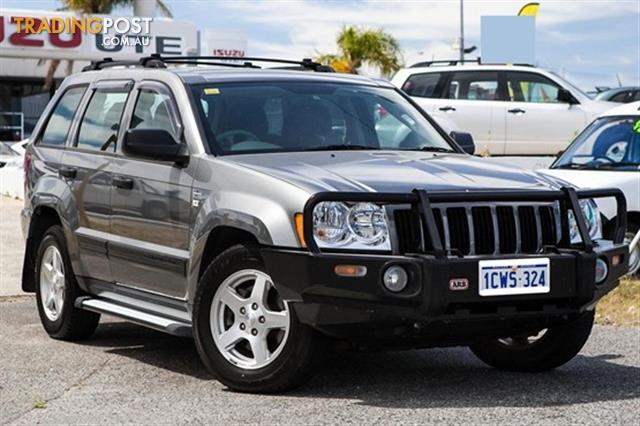 2006 jeep grand cherokee limited 4x4 wh 4d wagon for. Black Bedroom Furniture Sets. Home Design Ideas
