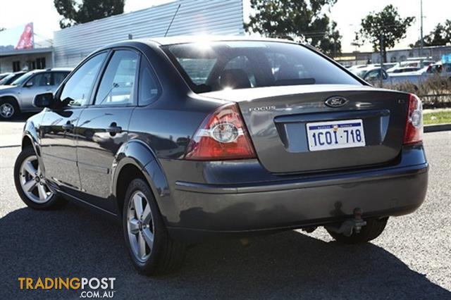 2007 ford focus lx ls 4d sedan - Ford Focus 2007 Sedan