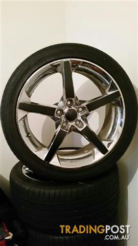 Toyota Hilux 4x4 Sr5 My12 17 Inch Genuine Alloy Wheels For