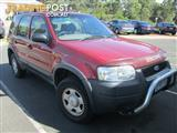 2001 FORD ESCAPE XLS BA 4D WAGON