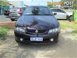2003 HOLDEN CREWMAN SS VYII CREW CAB UTILITY