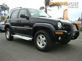 2003  JEEP CHEROKEE Limited KJ MY2003 WAGON