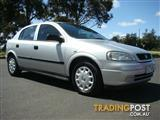 2004  HOLDEN ASTRA Classic TS MY04.5 HATCHBACK