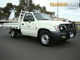 2004  TOYOTA HILUX  LN147R MY02 CAB CHASSIS