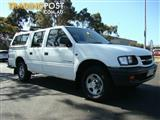 1999  HOLDEN RODEO LX CREW CAB TF R9 UTILITY