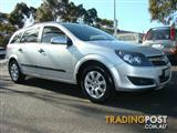 2008  HOLDEN ASTRA CD AH MY09 WAGON