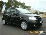 2004  CITROEN C3 EXCLUSIVE  HATCHBACK
