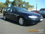 2000  HOLDEN BERLINA  VX WAGON