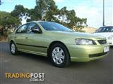2005  FORD FALCON XT BA MK II SEDAN