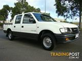 1997  HOLDEN RODEO LX CREW CAB R7 UTILITY