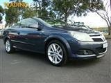 2006  HOLDEN ASTRA  TS MY06 CONVERTIBLE