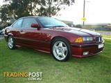 1993  BMW 318IS  E36 COUPE