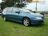 2003  HOLDEN COMMODORE Acclaim VY II WAGON