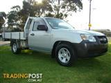 2007  MAZDA BT-50 DX UNY0W3 CAB CHASSIS