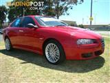 2006  ALFA ROMEO 156 V6 MY04 SEDAN