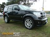 2010  DODGE NITRO SX KA MY11 WAGON