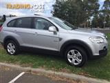 2010 HOLDEN CAPTIVA SX (FWD) CG MY10 4D WAGON