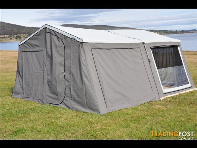 Unique Camper Trailers  Quad Camper Trailer  Southern Cross Camper Trailers