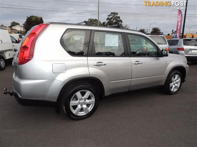 2008 Nissan X Trail Tl T31 Wagon For Sale In Oakleigh Vic