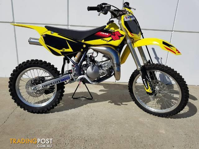 2016 SUZUKI RM85L MOTOCROSS RM CYCLE for sale in Coffs Harbour NSW ...