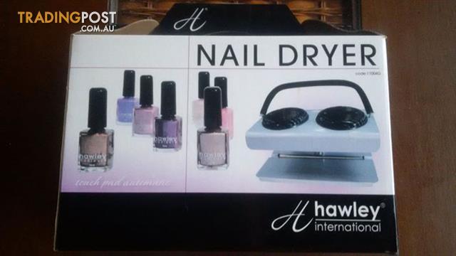 Hawley International Nail Dryer