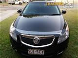 2012 HOLDEN CRUZE CD JH MY12 5D HATCHBACK