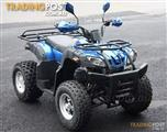 2012 ELSTAR EURO200 Full Auto + rev Farm ATV Racks Tow bar  EURO200