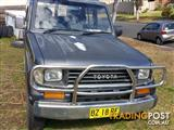 1999 TOYOTA LANDCRUISER PRADO RV (4x4) RZJ95R 4D WAGON