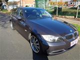 2005 BMW 3 20i EXECUTIVE E90 4D SEDAN