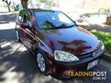 2003 HOLDEN BARINA CD XC 5D HATCHBACK