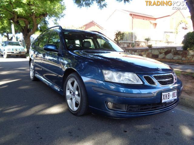 2007 saab 9 3 vector 2 0t sportcombi my08 4d wagon for. Black Bedroom Furniture Sets. Home Design Ideas