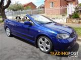 2004 HOLDEN ASTRA CONVERTIBLE LTD ED TS 2D CONVERTIBLE