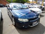 1998 HOLDEN COMMODORE ACCLAIM VT Sedan