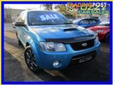 2006  FORD TERRITORY TURBO (4X4) SY 4D WAGON
