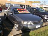 2003 FORD FALCON XL TRADESMAN BA C/CHAS