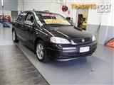 2000 HOLDEN ASTRA CITY TS 5D HATCHBACK