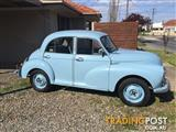 1958 Morris Minor $5750 ONO well loved
