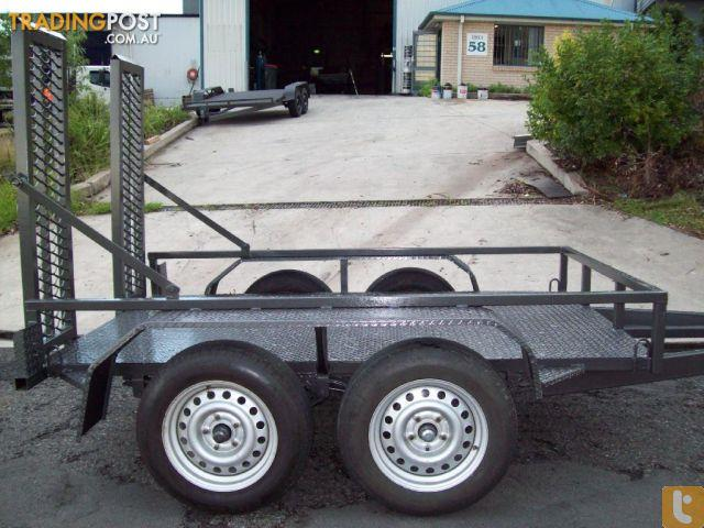 8X5  machinery trailer SALE !!!!!!!!