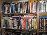 VHS VIDEO MOVIES -- VIEW CURRENT LIST OF MOVIES FOR SALE