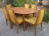 TABLES AND CHAIRS -- VARIOUS STYLES -- INDOOR & OUTDOOR
