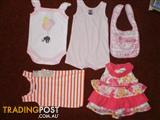 BABY CLOTHES -- NEW & USED