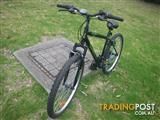 """REPCO 26″ ROUGE MOUNTAIN BICYCLE 18 SPEED BIKE 26"""" TYRES FRONT SHOX"""