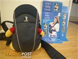 RYCO 4-IN-1 BABY CARRIER INFANT CARRIER BABY HARNESS BABY SLING