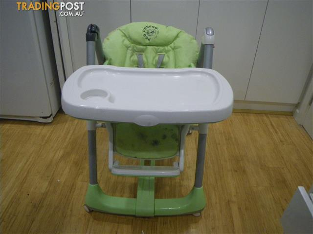 peg perego prima pappa diner high chair made italy 2006 20043 arcore mi for sale in malvern
