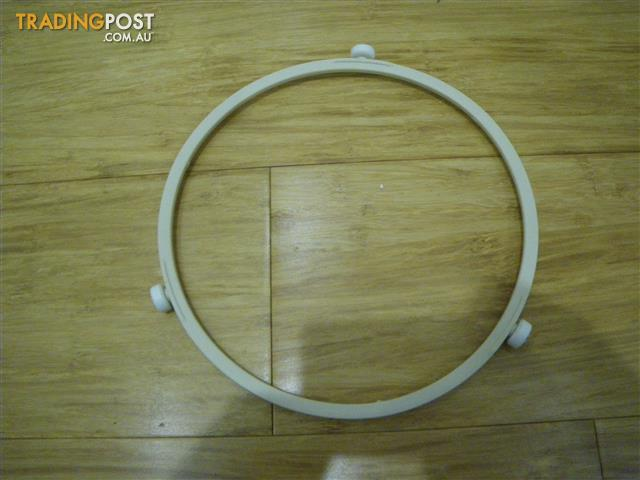 190MM ROLLER RING FOR PANASONIC NN5753 MICROWAVE OVEN