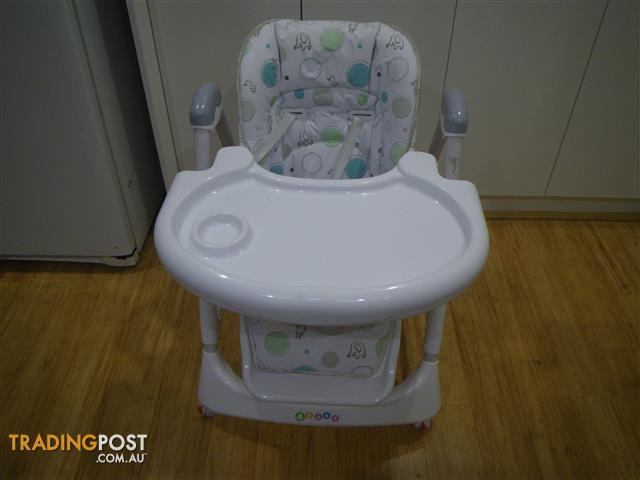 Baby Bunting 4baby Regency High Chair Feeding Chair Baby Chair
